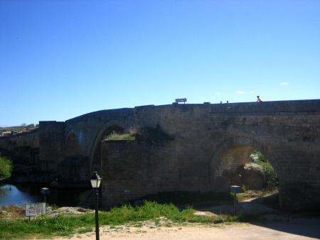Jorge en el Puente del Arzobispo